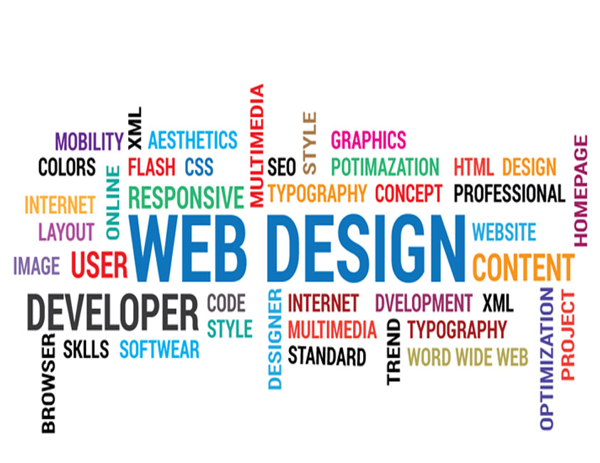 website designing service across world